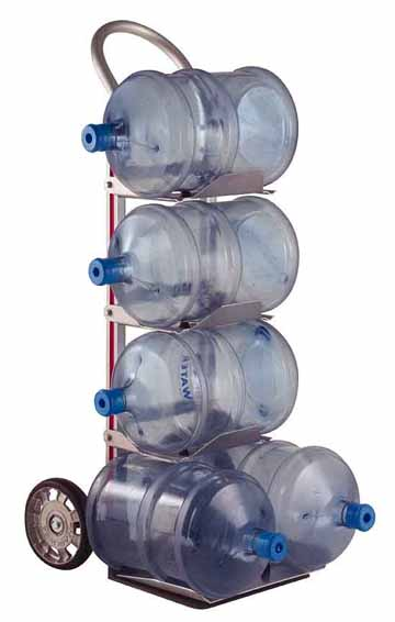Bottled Water Hand Trucks