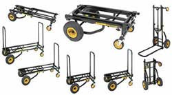 Collapsible Hand Truck Rock N Roller